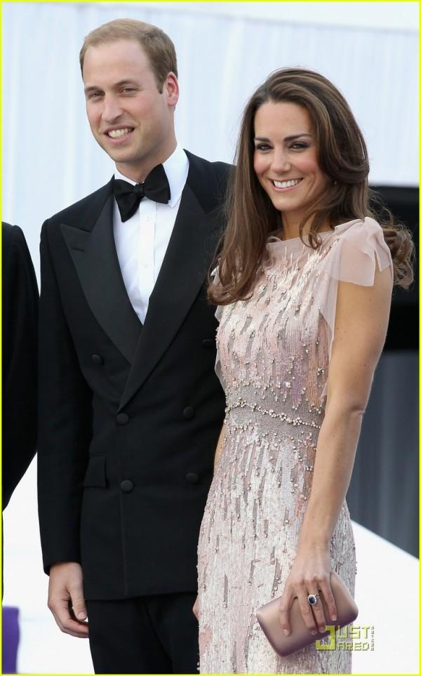 Principe William e Kate Middelton ARK gala 2