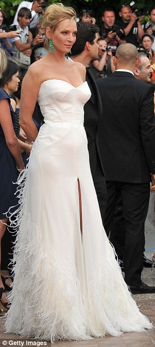 Red carpet di Cannes 14