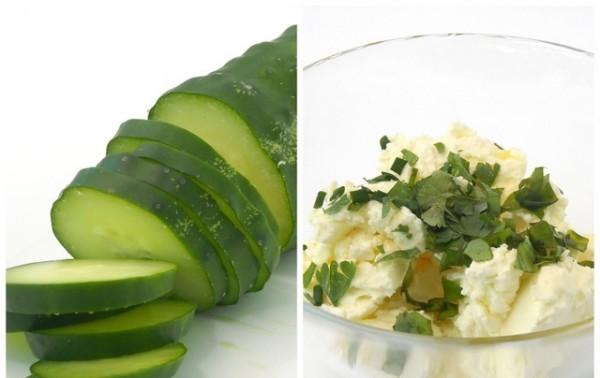 Ricette con i cetrioli 2