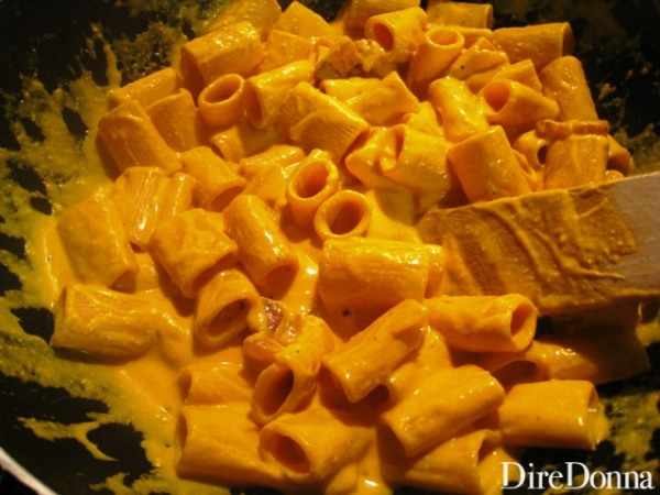 la pasta saltata in padella