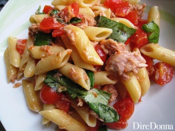 Ricetta Pasta Tonno e Pomodoro