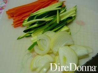 verdure julienne