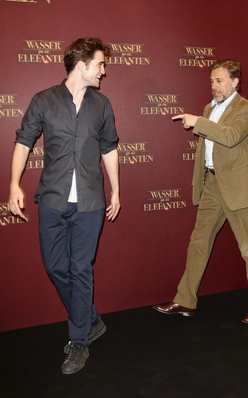 Robert Pattinson a Berlino 2