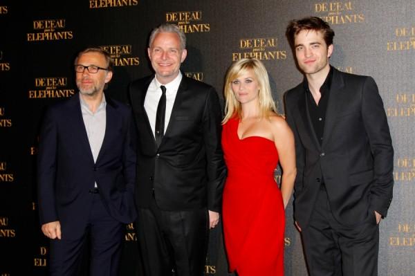 Robert Pattinson a Parigi  2