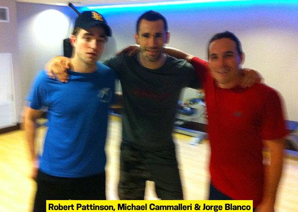 Robert Pattinson armato 2
