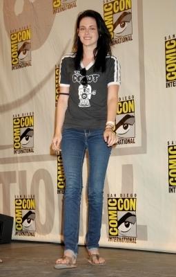 Robert Pattinson e Kristen Stewart ai Comic-Con 2008 e 2009 2