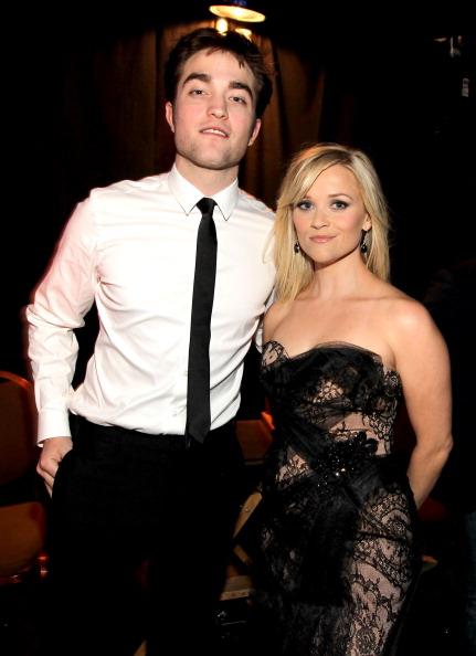 Robert Pattinson e Reese Witherspoon agli ACM awards 18