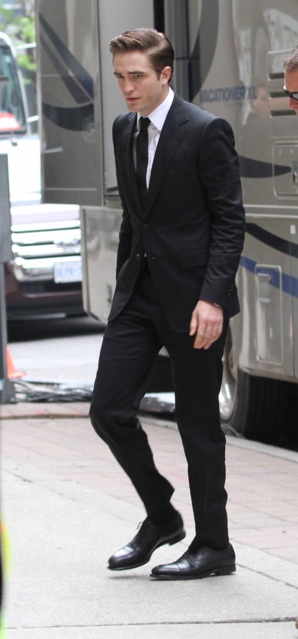 Robert Pattinson in Cosmopolis 2