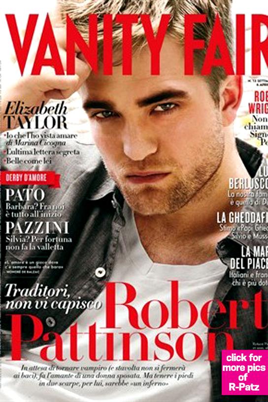 Robert Pattinson su Madame Le Figaro 2