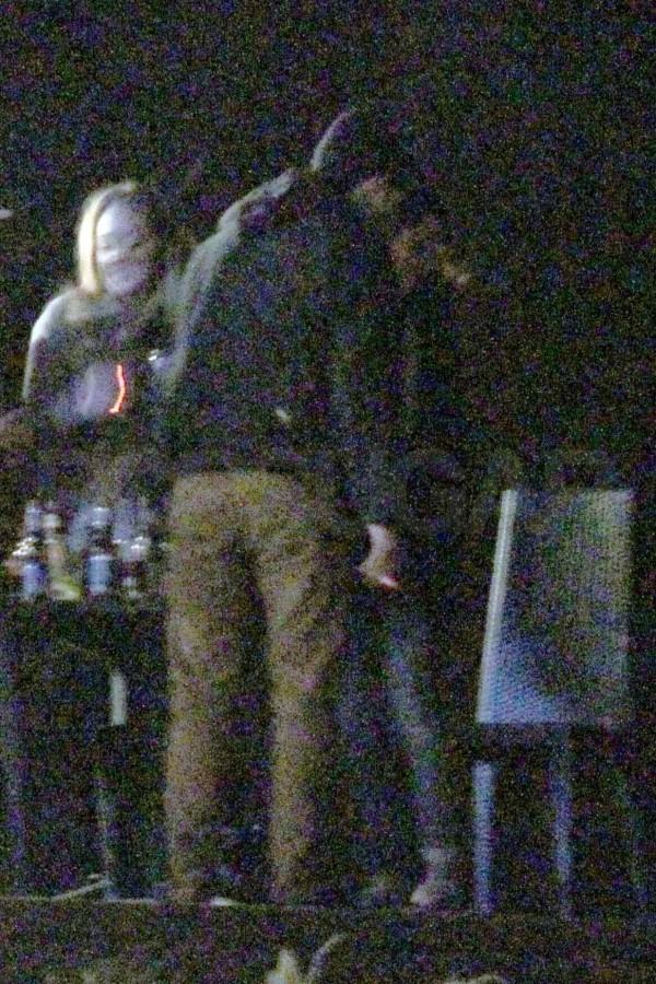 Robert Pattinson e Kristen Stewart si baciano 2