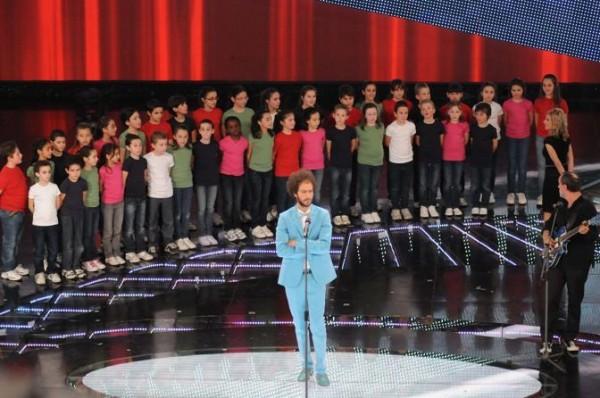Sanremo 2011, quarta serata 16