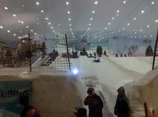 Sci, la pista al coperto di Dubai 2