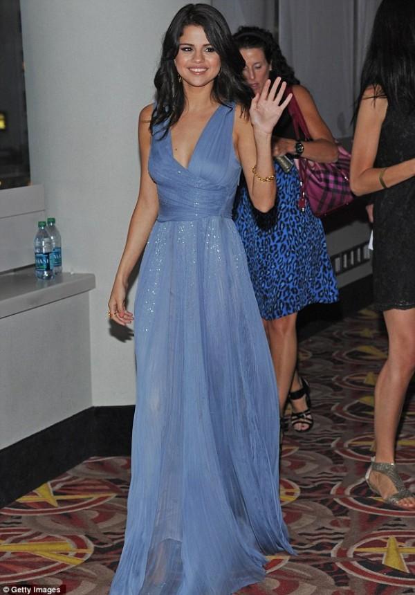 Selena Gomez e Justin Bieber alla première di Montecarlo 2