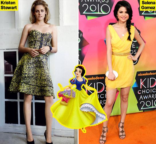 Selena Gomez e Kristen Stewart