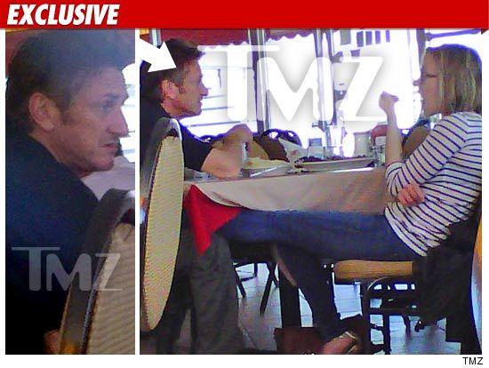 Sean Penn e Scarlett Johansson insieme 2