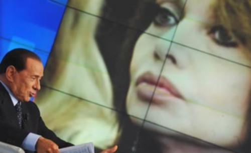 Silvio Berlusconi in TV 8