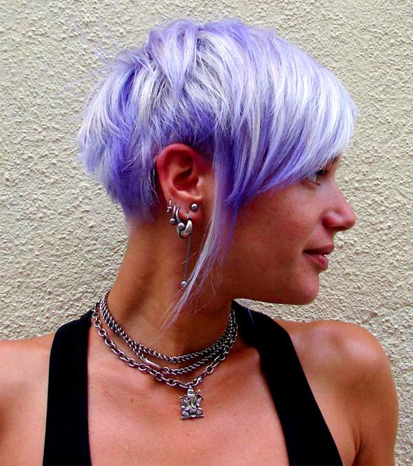Nuovi tagli di capelli per l'autunno: il corto è di moda ...