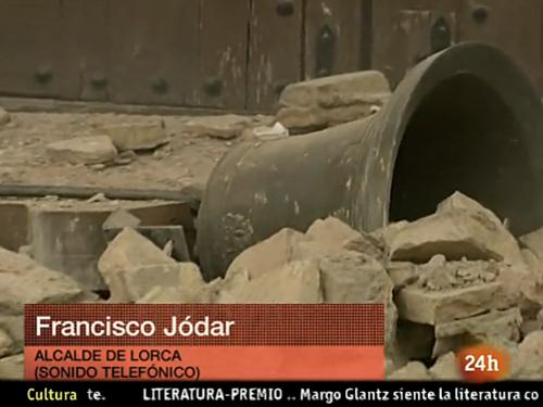 Terremoto in Spagna 2
