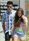 Taylor Lautner e la ex (?) Sara Hicks