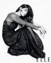 Ashley Greene per Elle