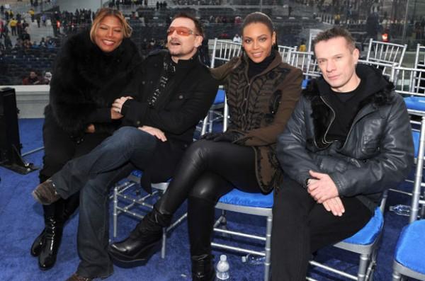 U2 a Glastonbury 2