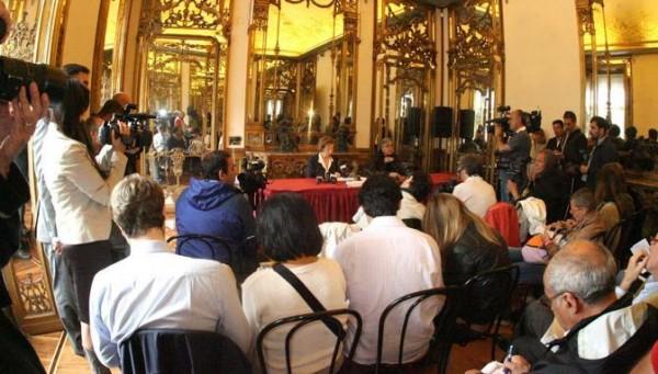 Ultimo giorno di Letizia Moratti a Milano 2