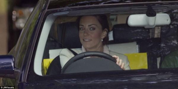 Principe William e Kate Middleton alla vigilia delle nozze 2