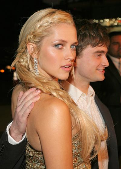 Zac Efron e Teresa Palmer